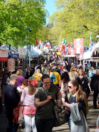 Kansainväliset Suurmarkkinat Tampere